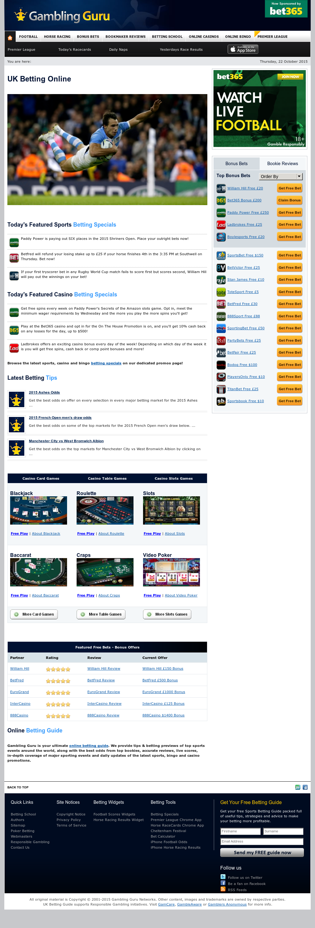 Gambling guru networks mecca online free slot games