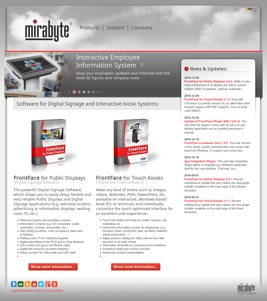 Owler Reports - mirabyte Blog Professional Touch Screen Software Kit