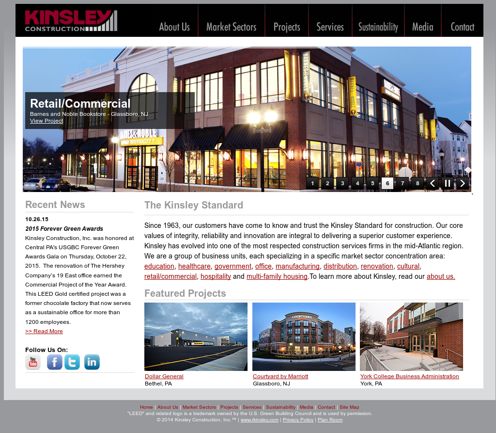 Kinsleyconstruction Competitors, Revenue and Employees - Owler ...