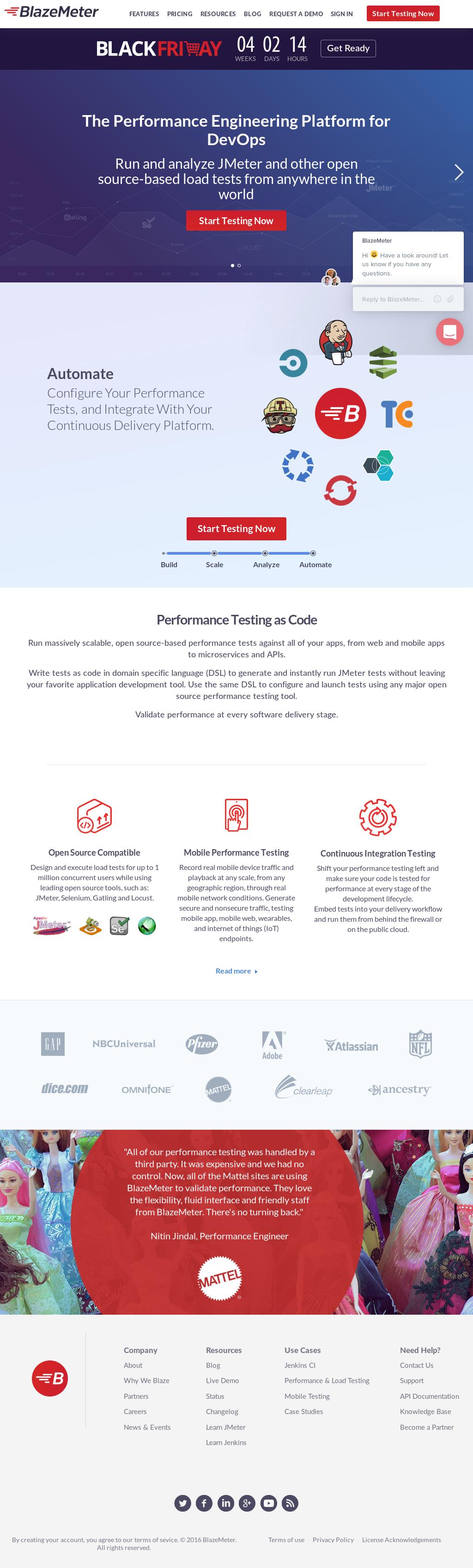 Owler Reports - BlazeMeter Blog Rest API testing with Spring