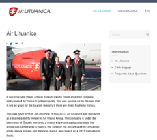 Air Lituanica Competitors, Revenue and Employees - Owler