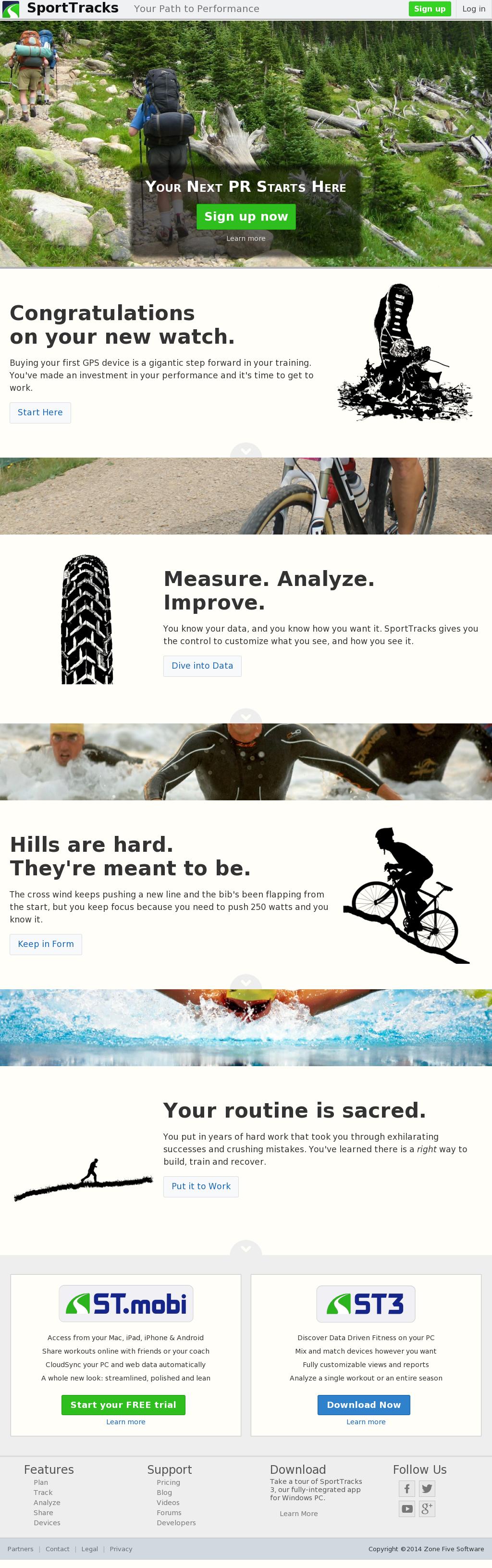 Owler Reports - SportTracks Blog Tracking HRV with Garmin