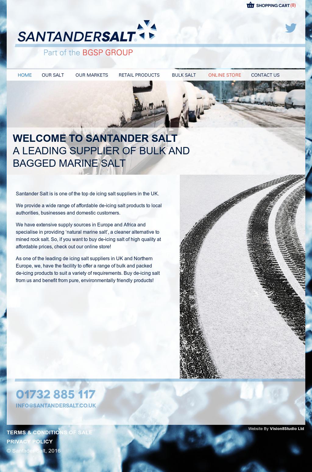 Santander Salt Competitors, Revenue and Employees - Owler Company