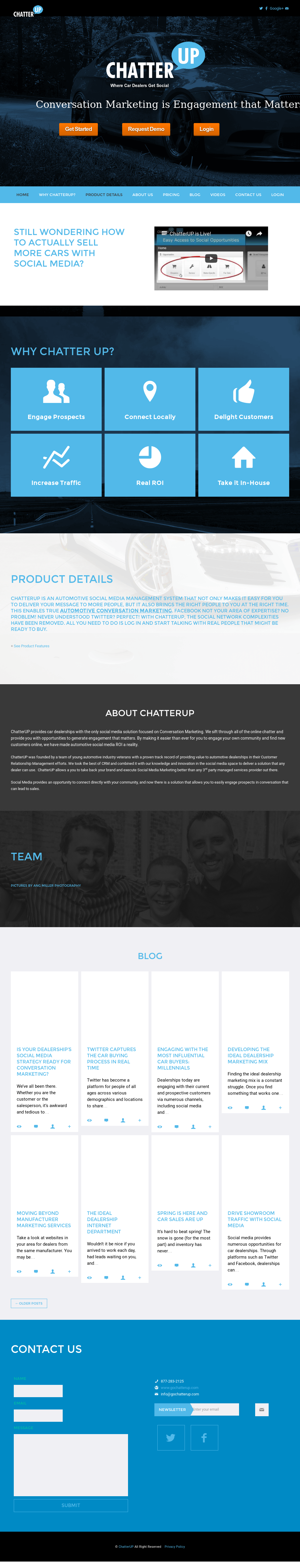 ChatterUP Competitors, Revenue and Employees - Owler Company Profile