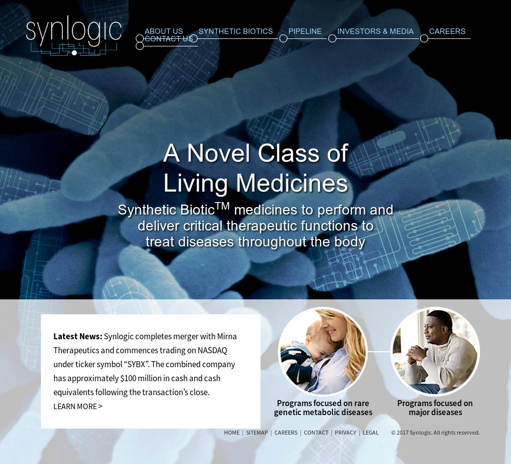 Synlogic Competitors Revenue And Employees Owler Company Profile