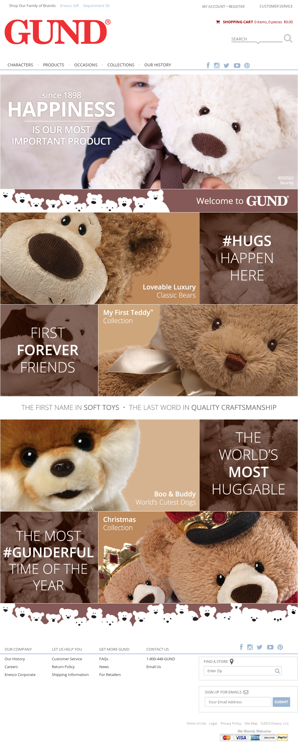 GUND Competitors, Revenue and Employees - Owler Company Profile