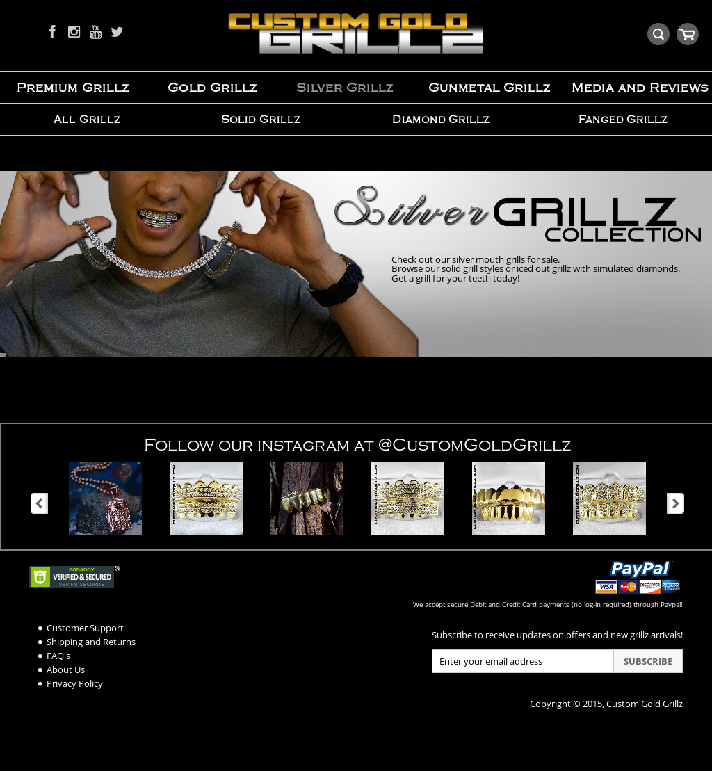 Custom Gold Grillz Competitors, Revenue and Employees