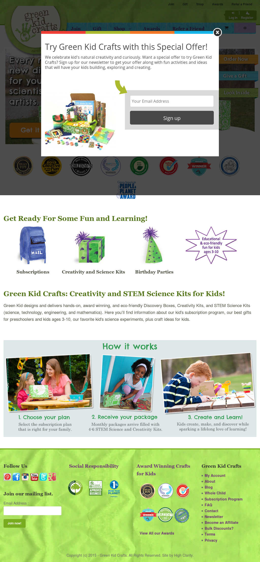 Green Kid Crafts Competitors, Revenue and Employees - Owler