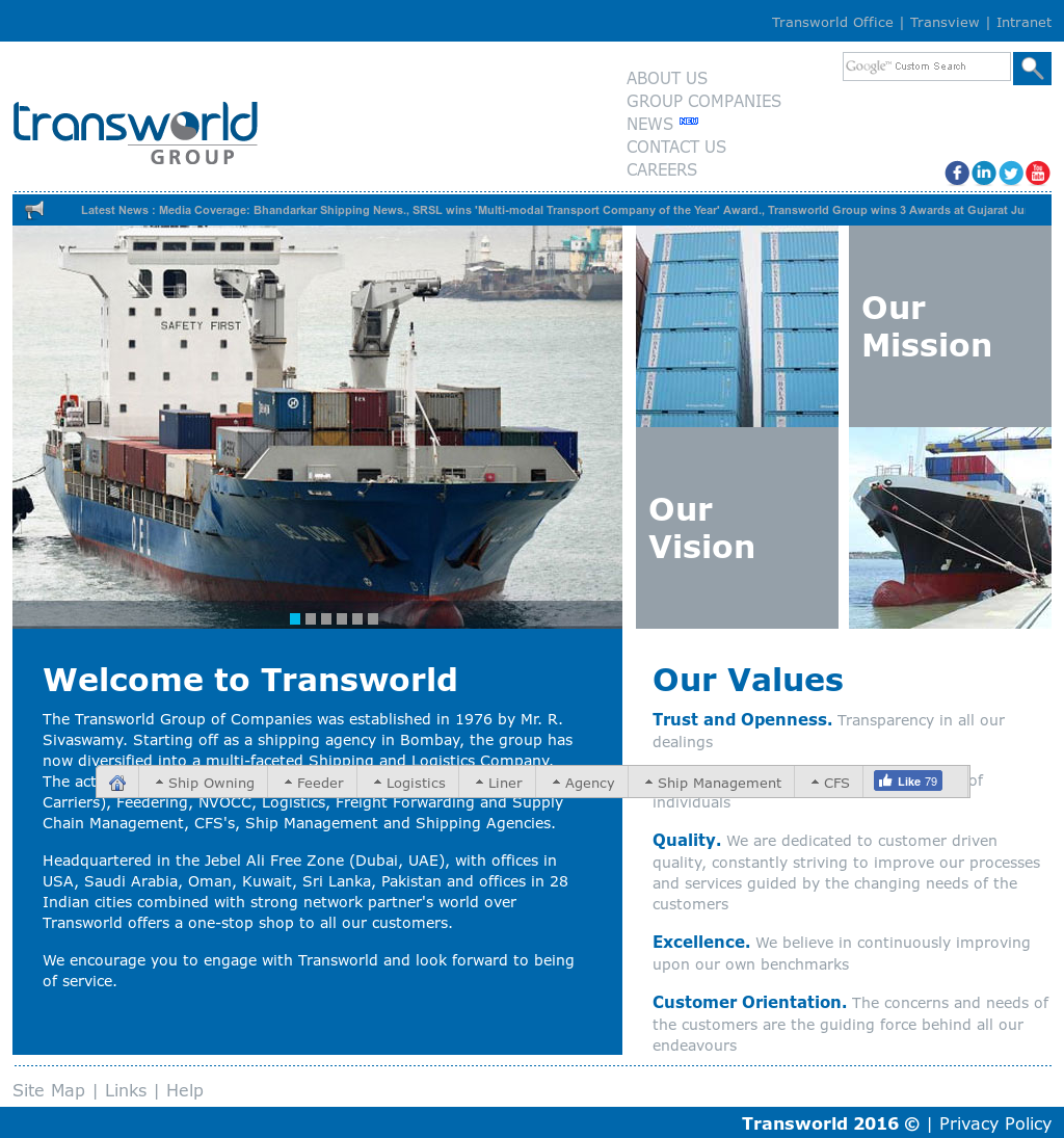 Transworld Competitors, Revenue and Employees - Owler