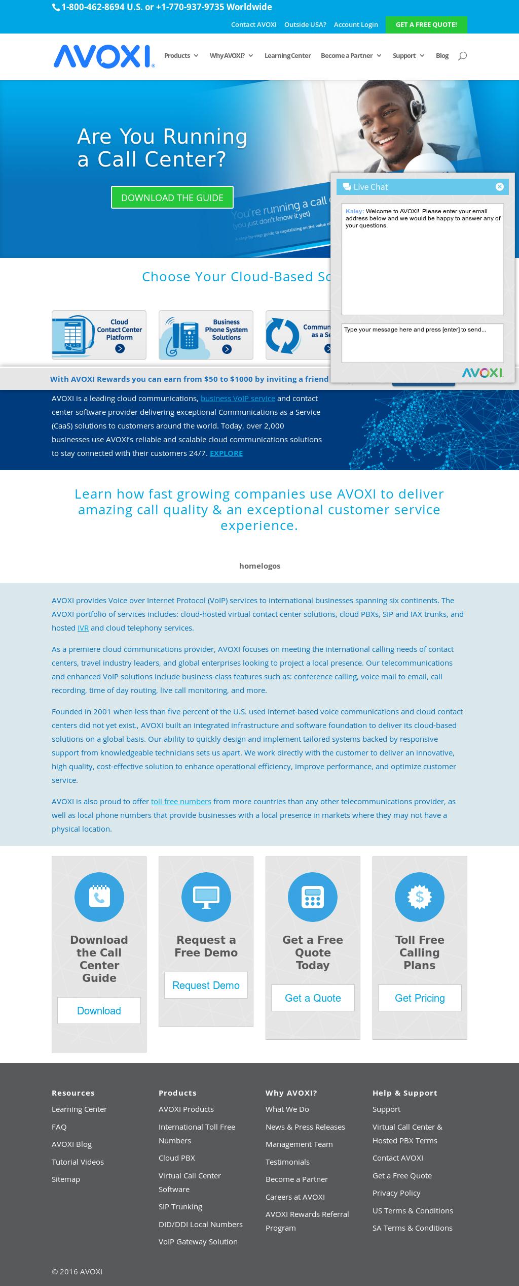 AVOXI Competitors, Revenue and Employees - Owler Company Profile