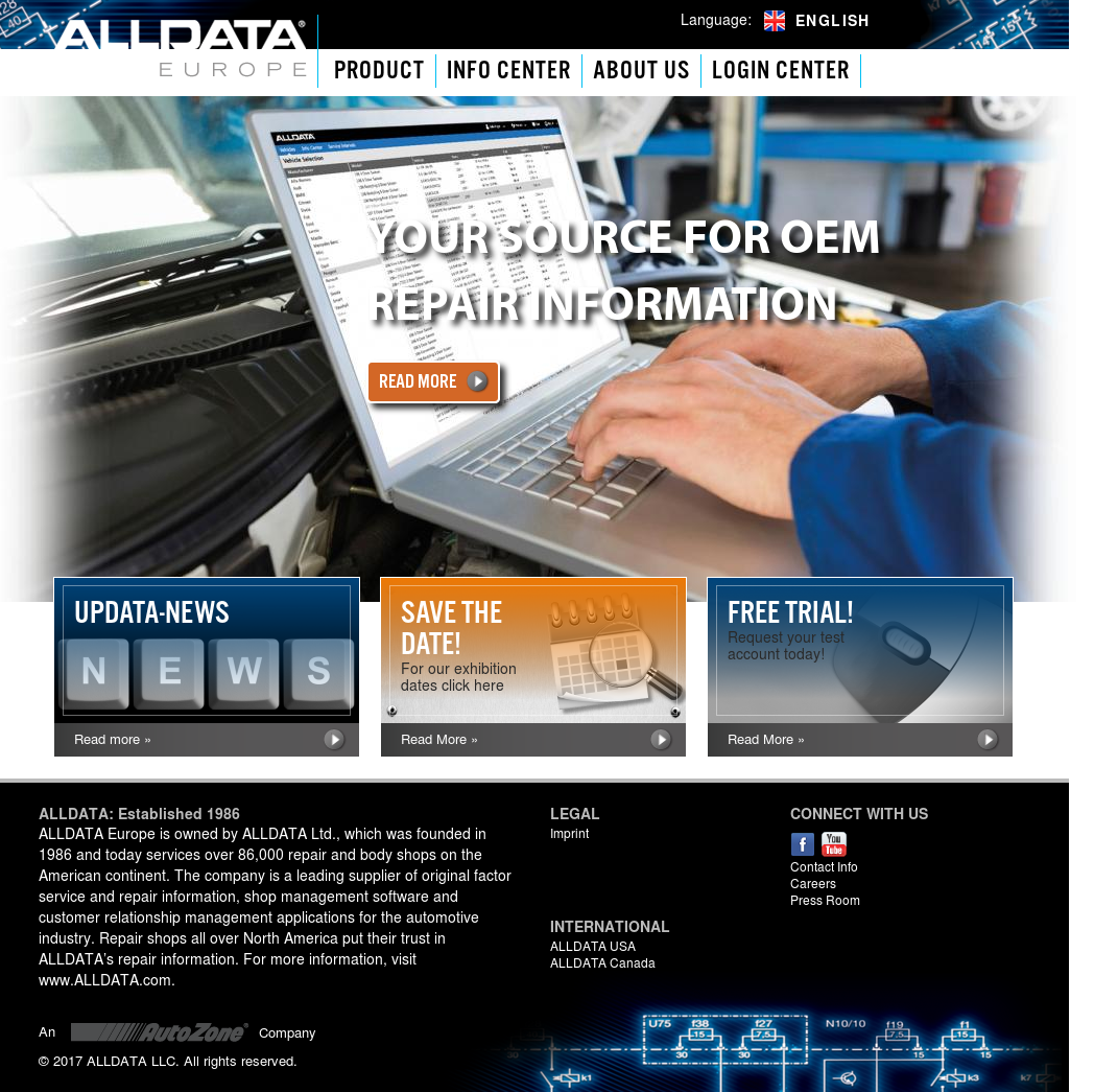ALLDATA Europe Competitors, Revenue and Employees - Owler