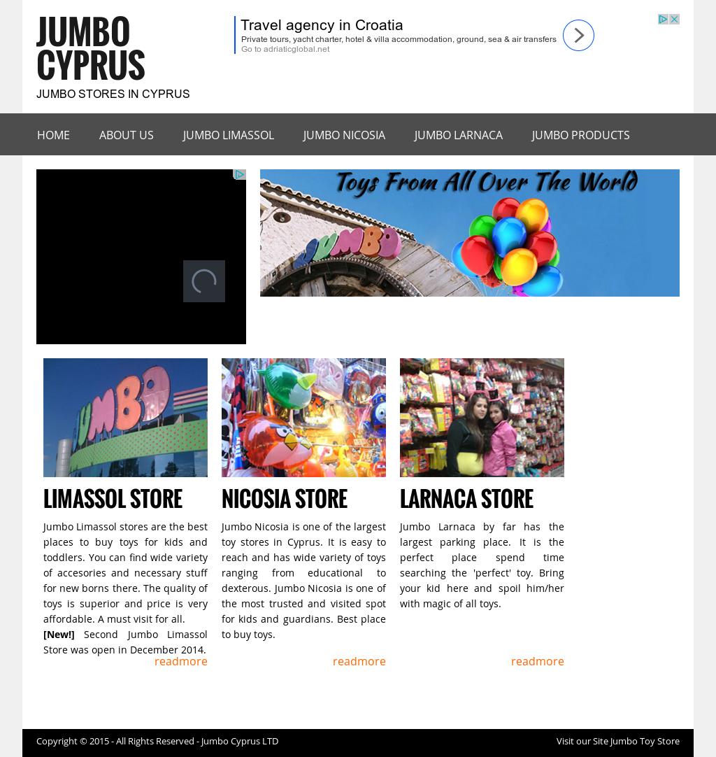 Owler Reports - Jumbo Cyprus  Jumbo   Hopeful signals and 0,18�  share  dividend for the shareholders 6062daa7b807