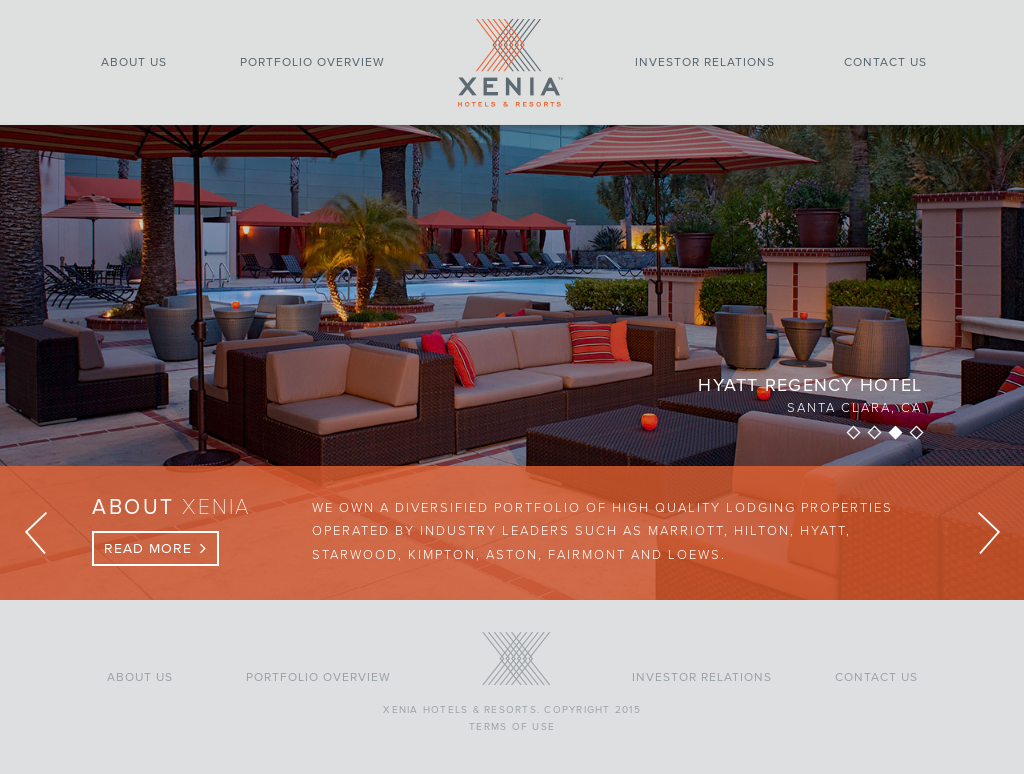 Xenia Hotels & Resorts Competitors, Revenue and Employees