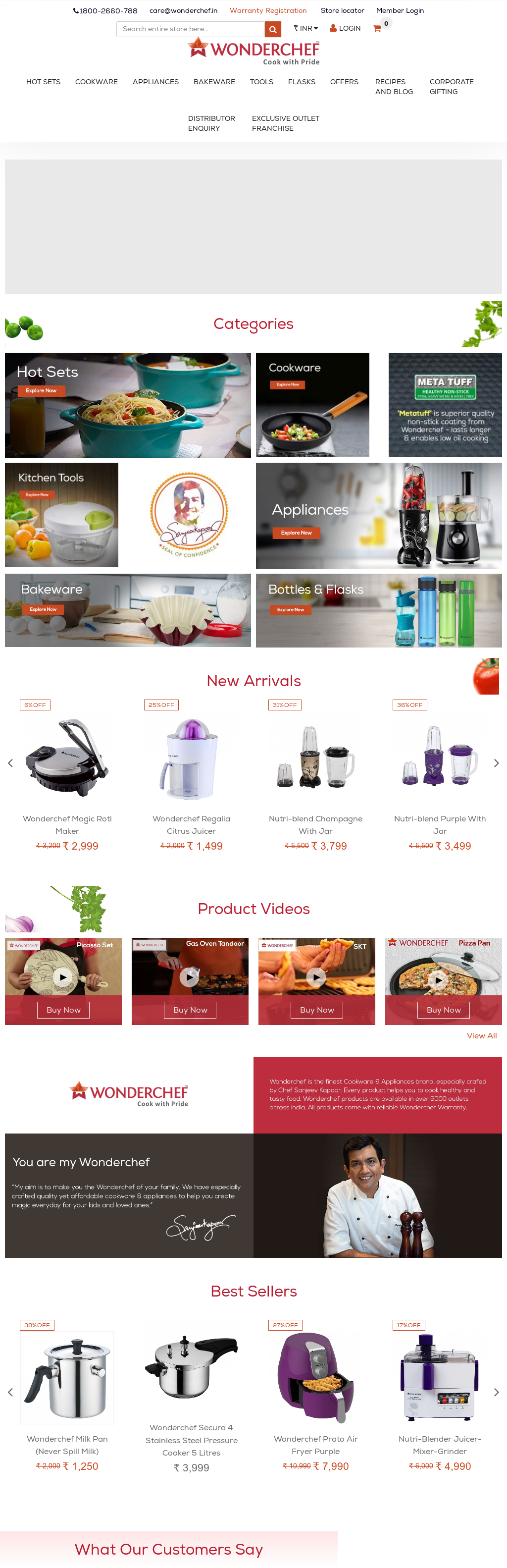 Wonderchef Competitors, Revenue and Employees - Owler