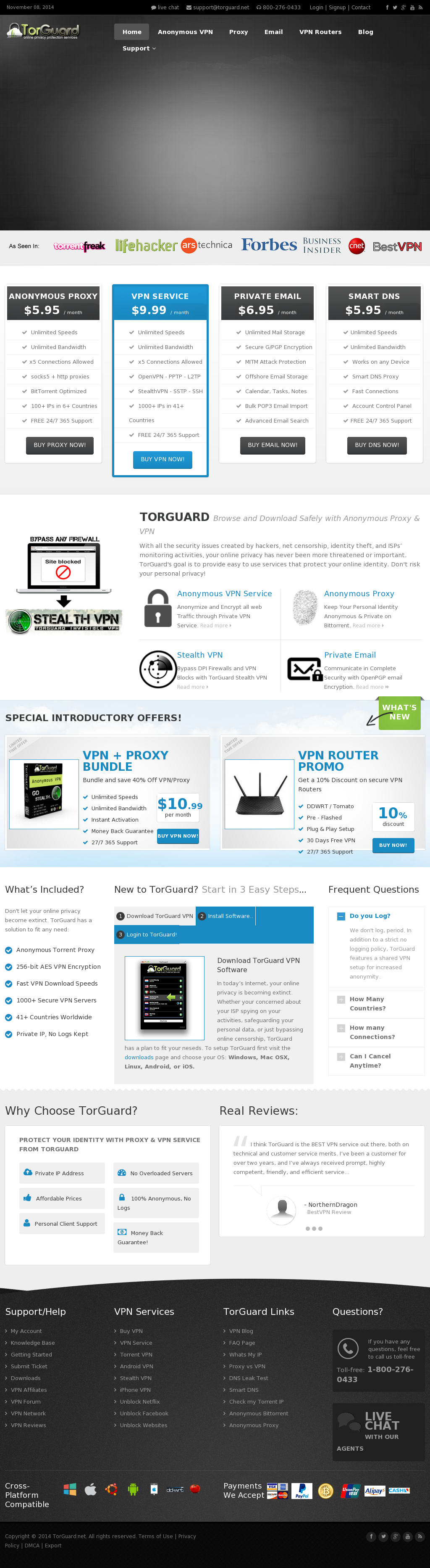 TorGuard Competitors, Revenue and Employees - Owler Company Profile