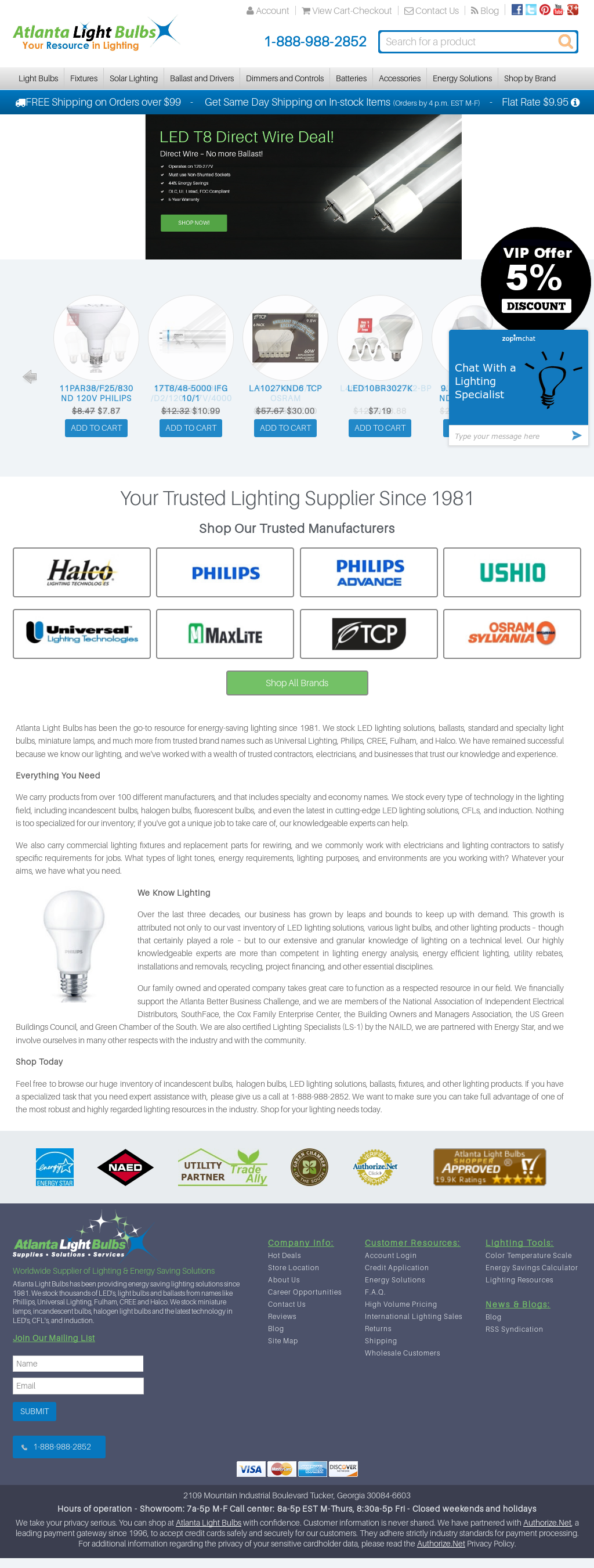 Atlantalightbulbs Competitors, Revenue And Employees   Owler Company Profile