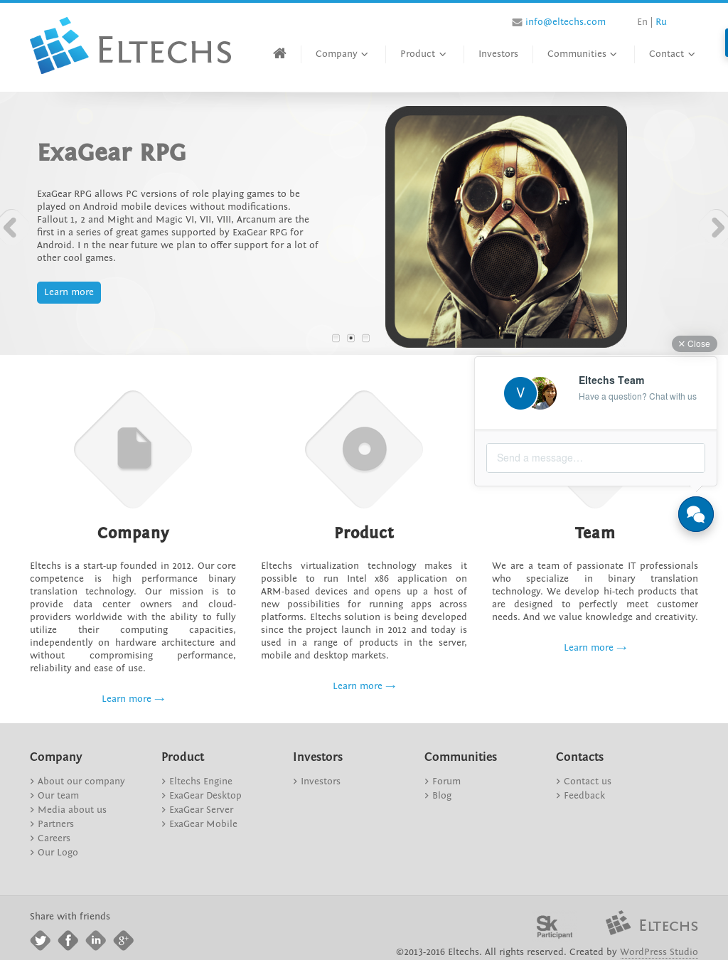 Owler Reports - Eltechs: ExaGear Desktop lets you run x86 apps on a