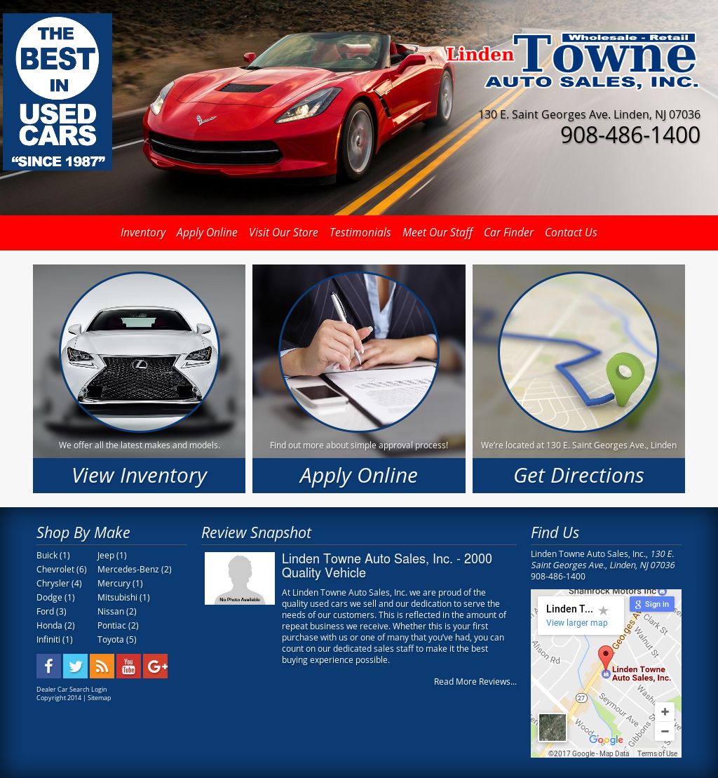 Towne Auto Sales >> Linden Towne Auto Sales Competitors Revenue And Employees