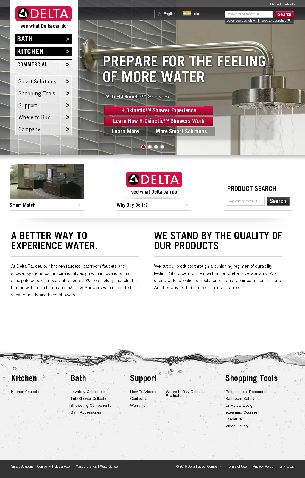 Delta Faucet Company Competitors, Revenue and Employees - Company ...