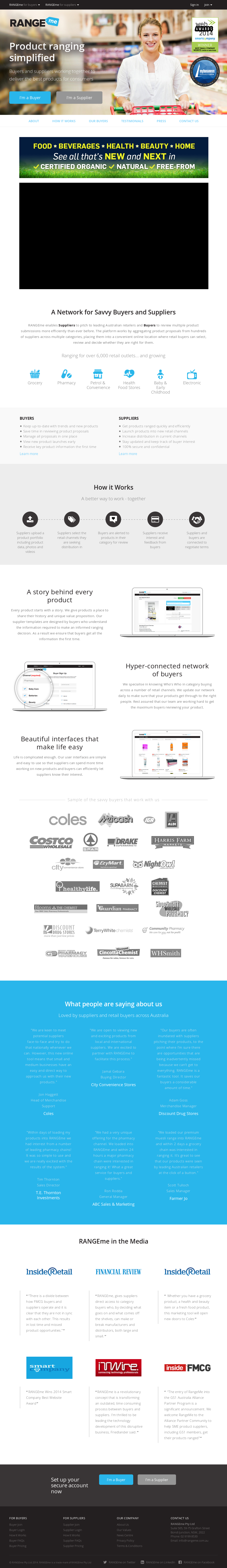 RANGEme Competitors, Revenue and Employees - Owler Company Profile