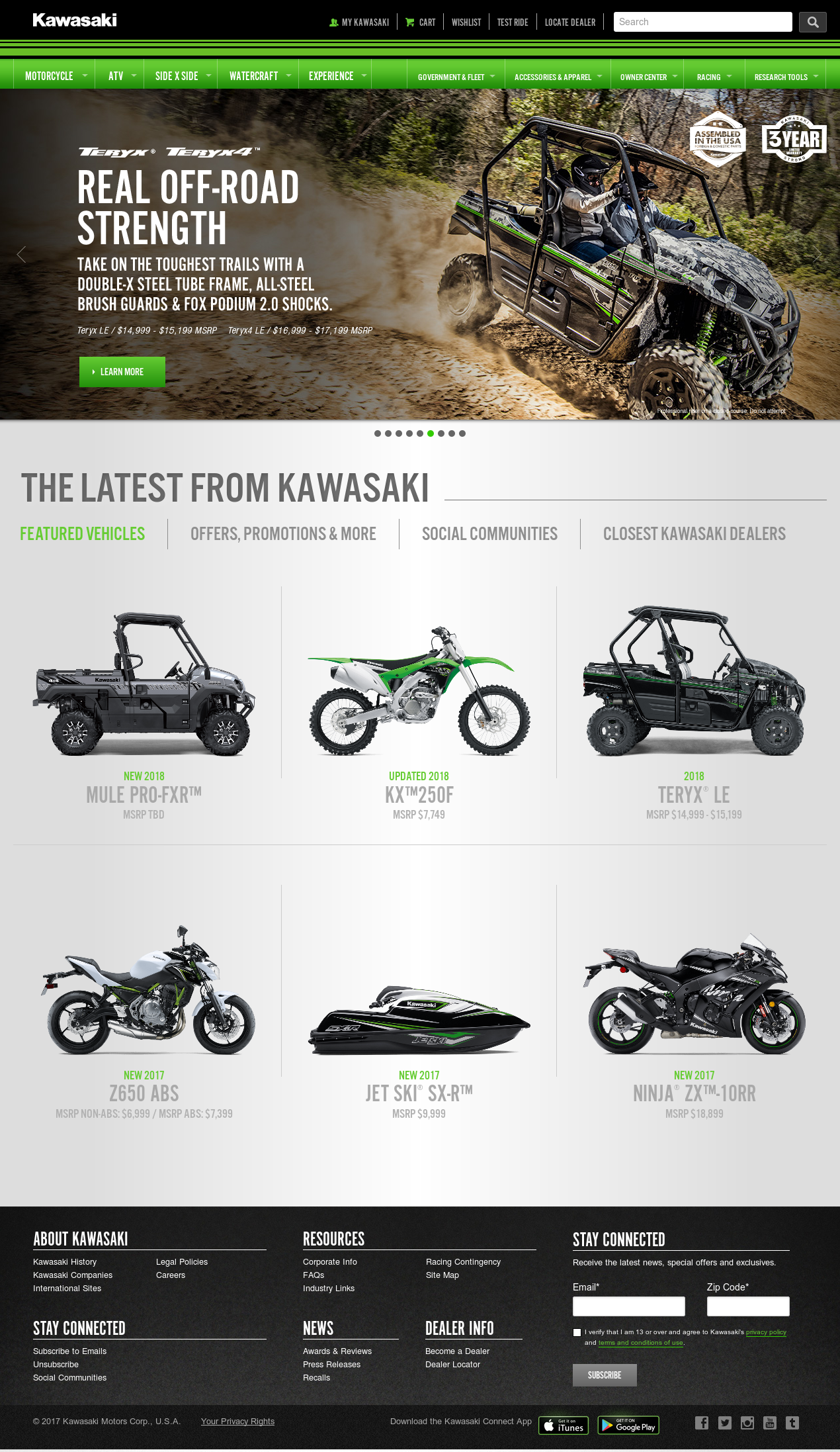 Kawasaki Competitors, Revenue and Employees - Owler Company