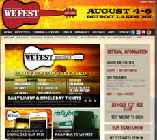 WE Fest Competitors, Revenue and Employees - Owler Company