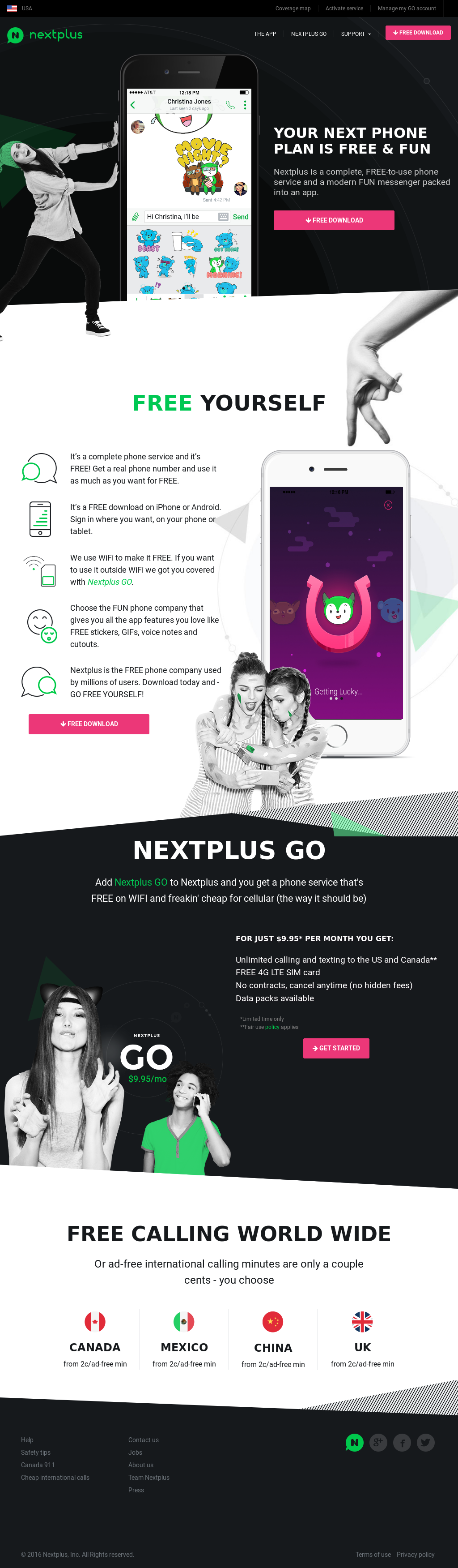 Nextplus Competitors, Revenue and Employees - Owler Company