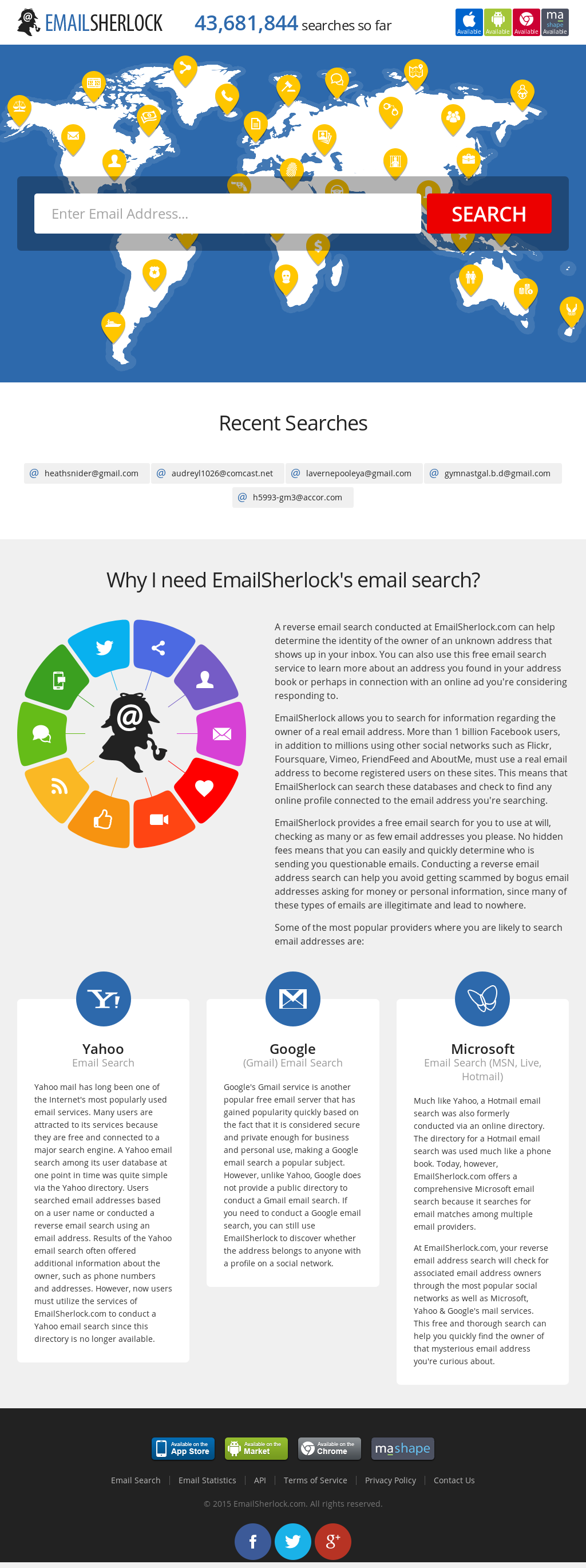 emailsherlock competitors revenue and employees owler company profile
