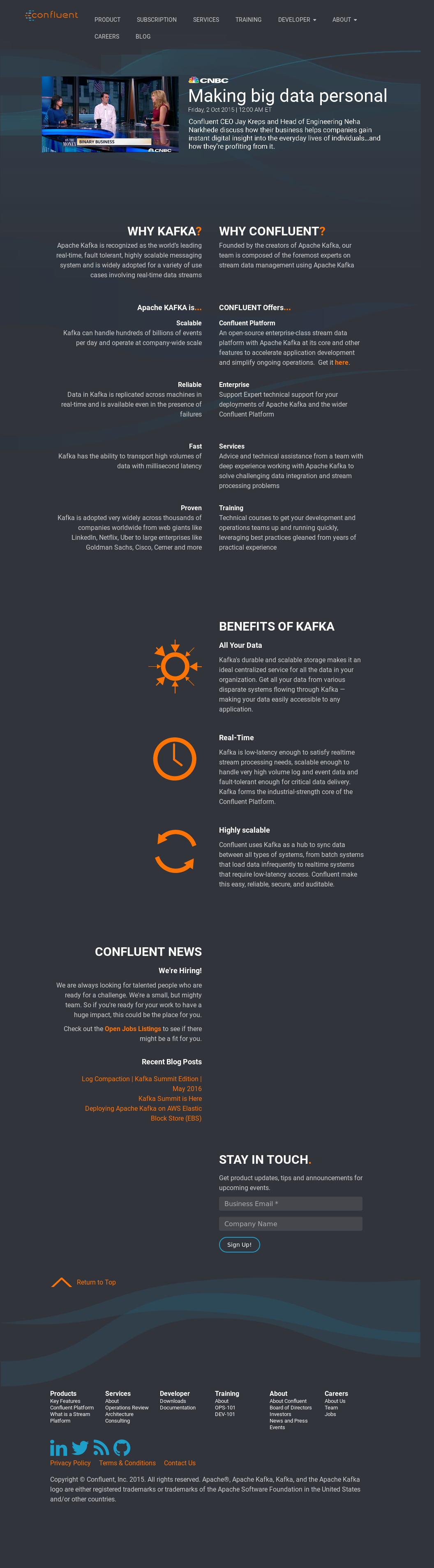 Owler Reports - Confluent Blog Kafka Connect Sink for