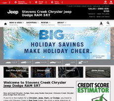 Stevens Creek Chrysler Jeep Compeors Revenue And Employees Owler Company Profile
