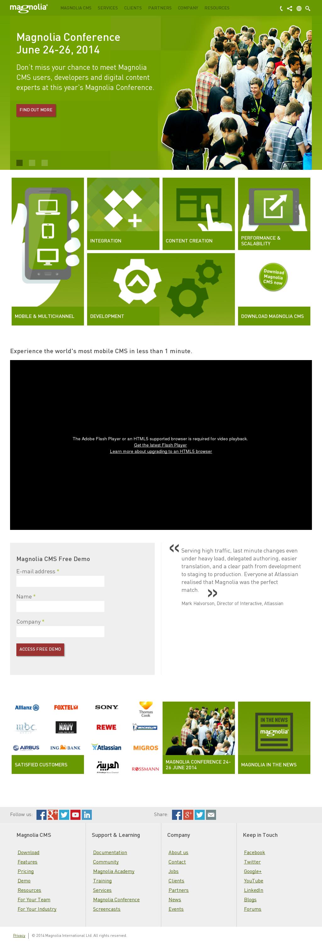 Magnolia Competitors, Revenue and Employees - Owler Company Profile