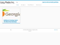 Uply Media website history