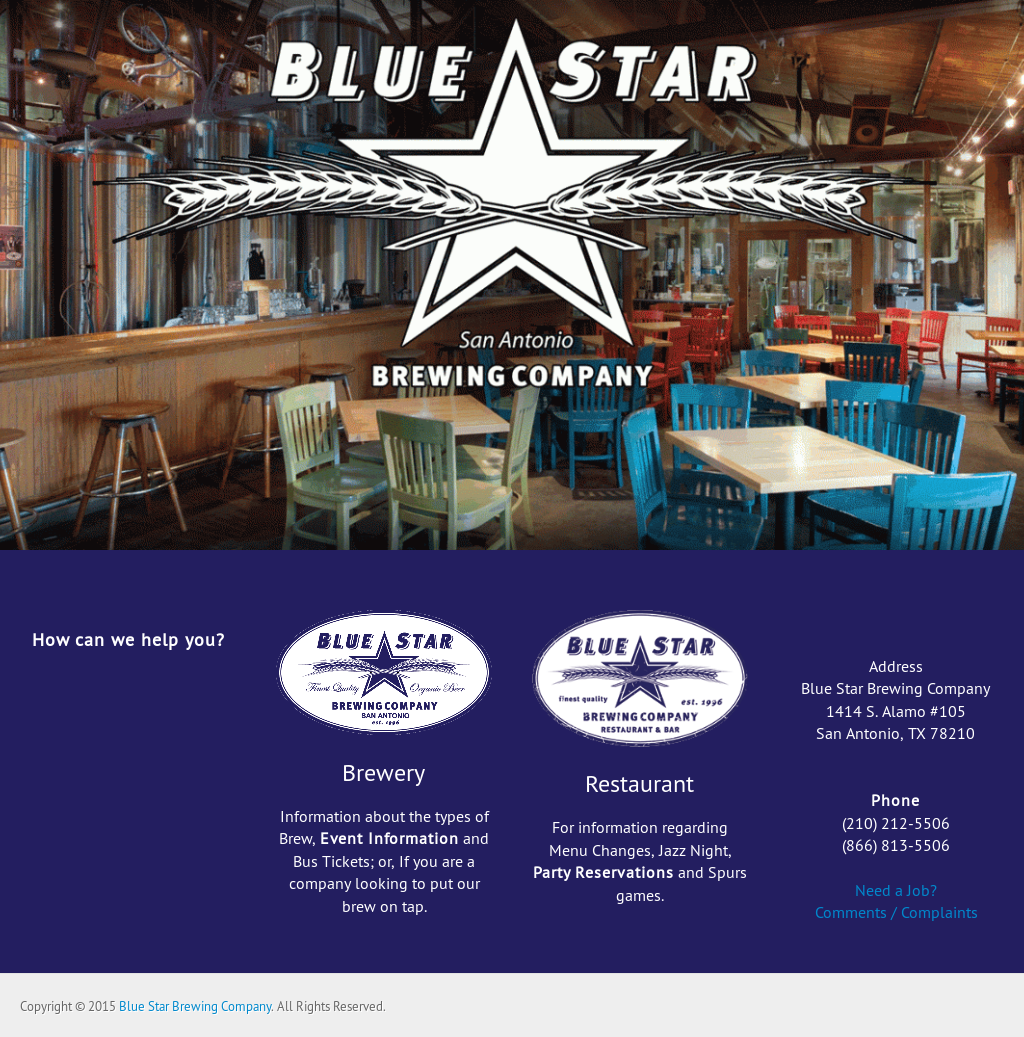 Blue Star Brewing Competitors, Revenue and Employees - Owler Company