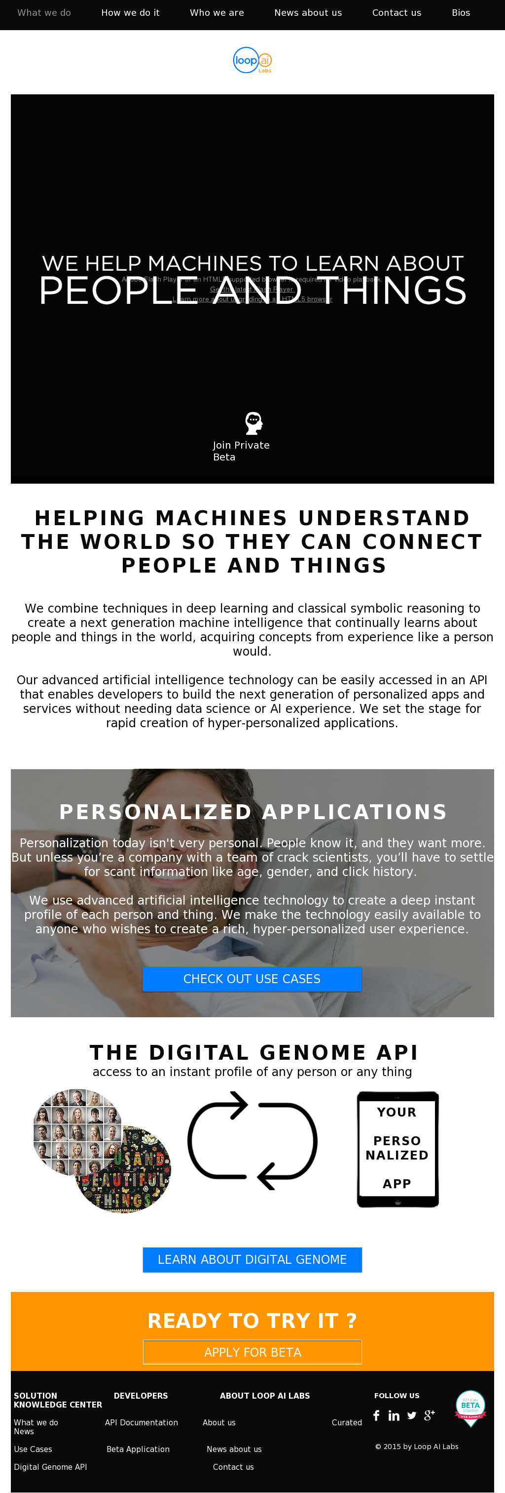 Loop AI Labs Competitors, Revenue and Employees - Owler Company Profile