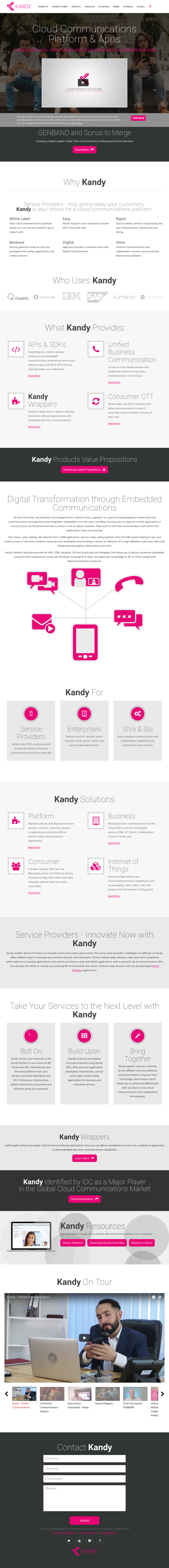Kandy Competitors, Revenue and Employees - Owler Company Profile
