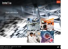 Intellia Therapeutics website history
