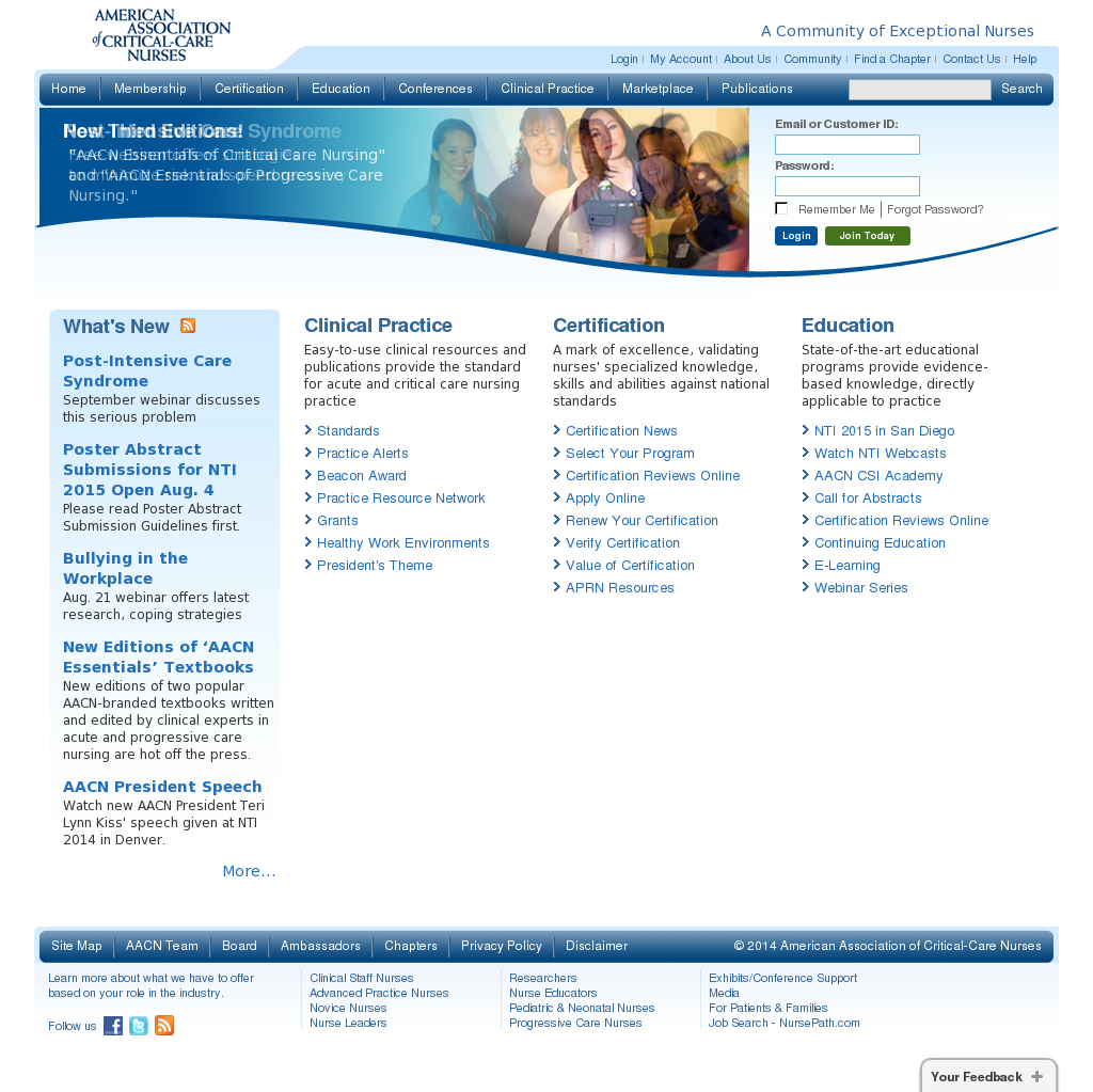 Aacn Competitors, Revenue and Employees - Owler Company Profile