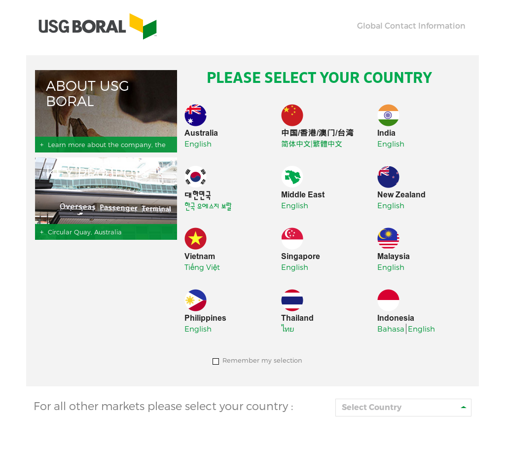 USG Boral Competitors, Revenue and Employees - Owler Company Profile