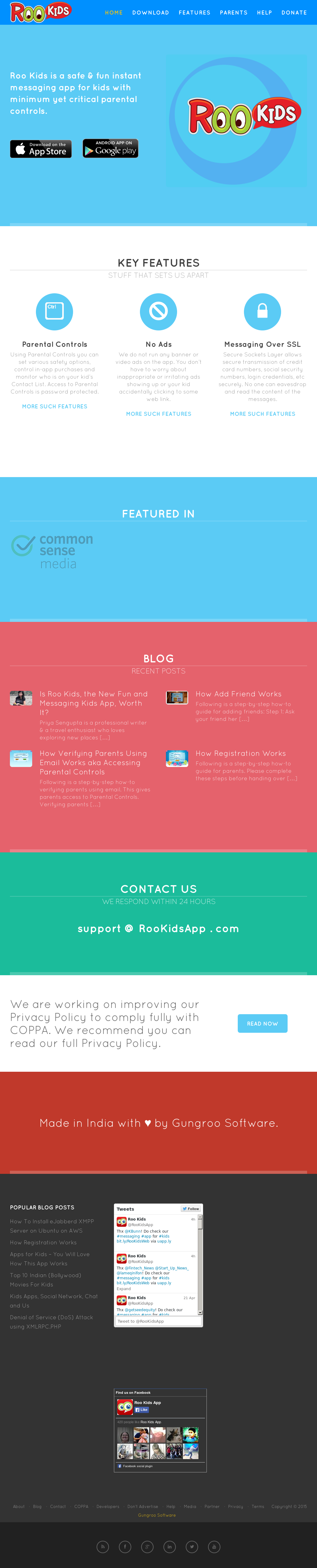 Roo Kids App Competitors, Revenue and Employees - Owler