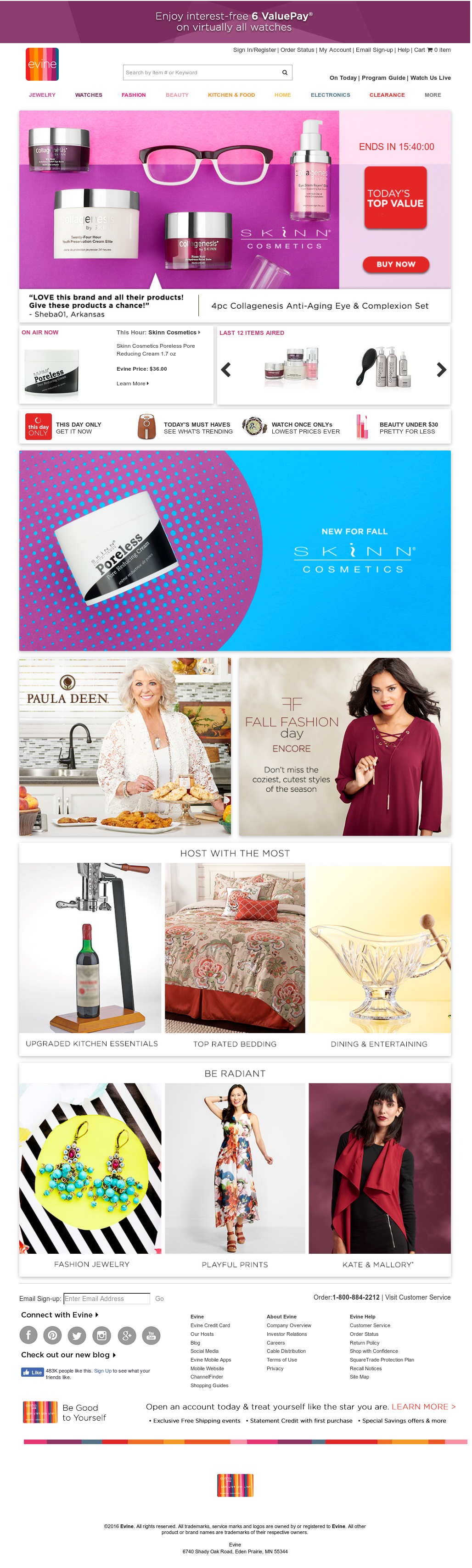Evine Competitors, Revenue and Employees - Owler Company Profile