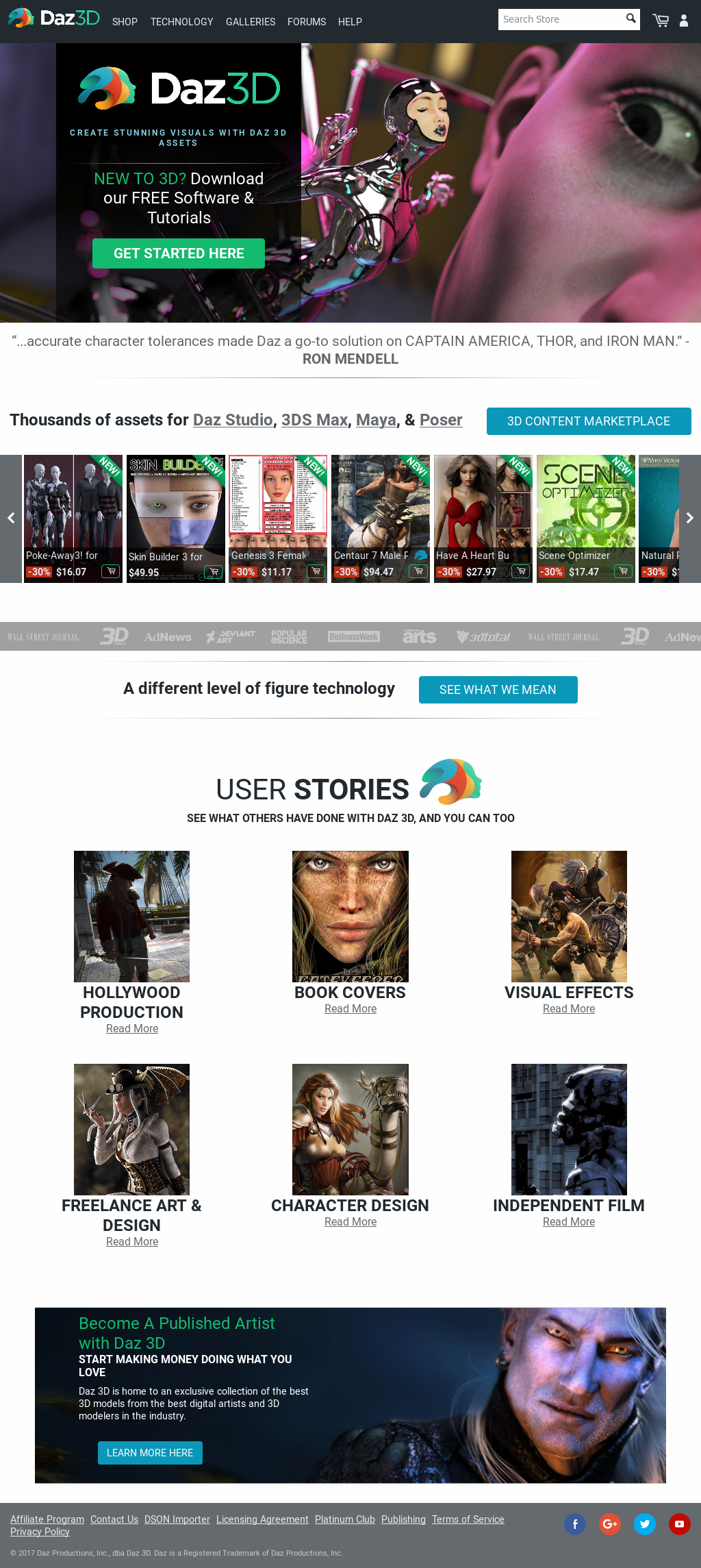DAZ3D Competitors, Revenue and Employees - Owler Company Profile