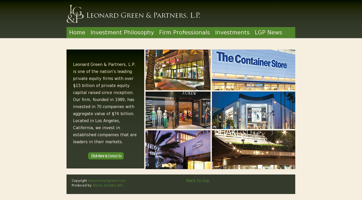 LGP Competitors, Revenue and Employees - Owler Company Profile
