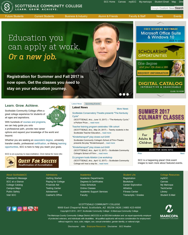 Scottsdalecc Competitors Revenue And Employees Owler Company Profile