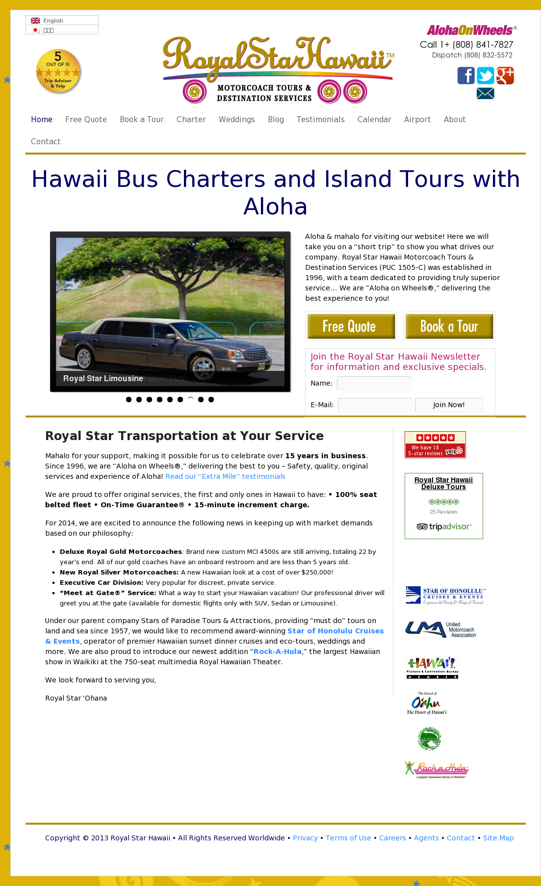 Royal Star Hawaii Competitors, Revenue and Employees - Owler Company