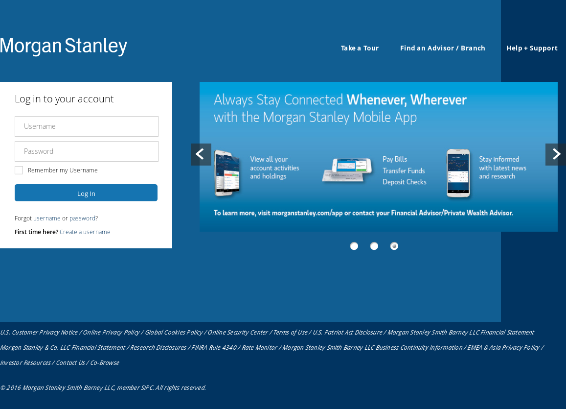 Shareworks by Morgan Stanley - Equity Compensation Solutions