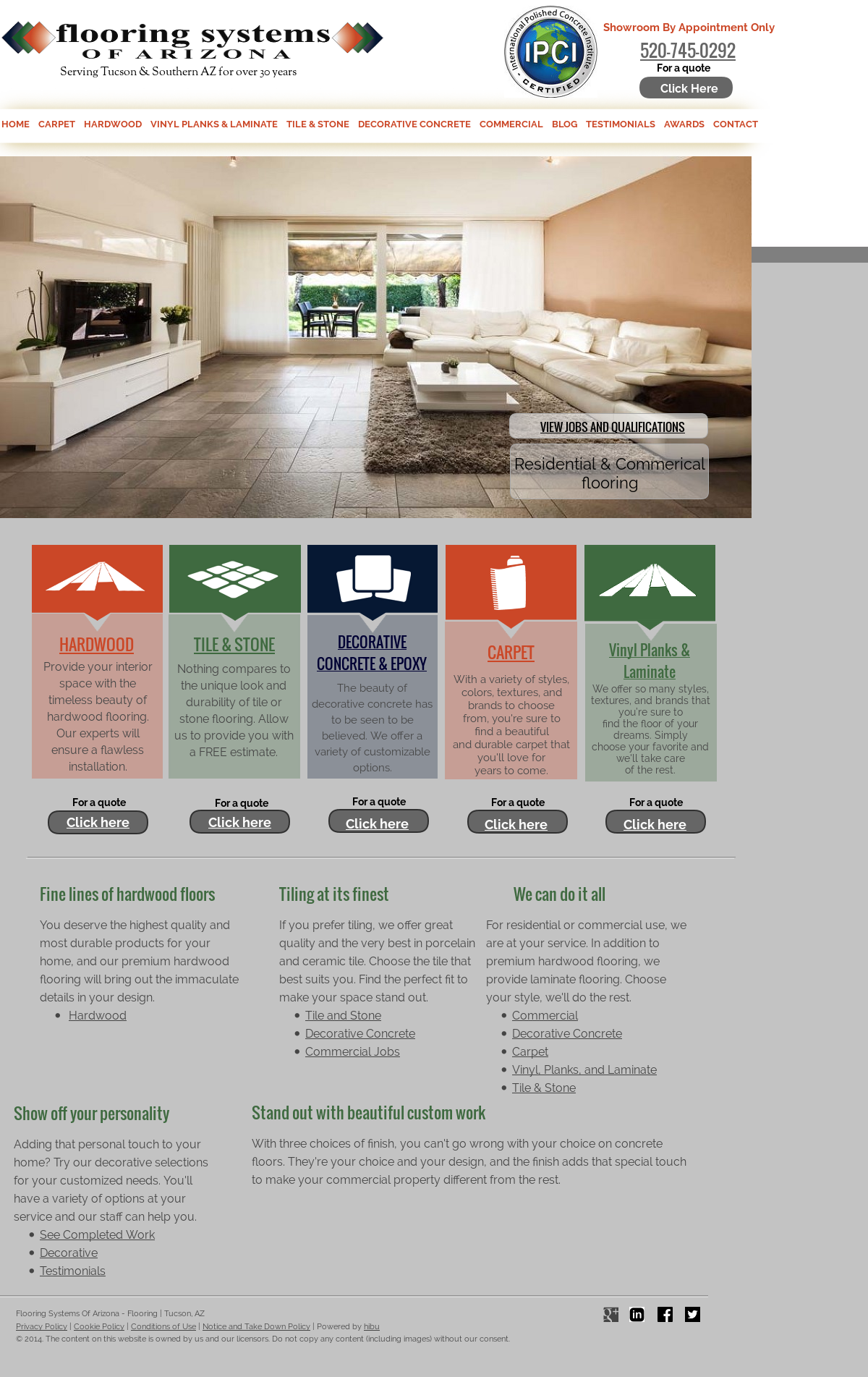 Flooring Systems Of Arizona Compeors Revenue And Employees Owler Company Profile