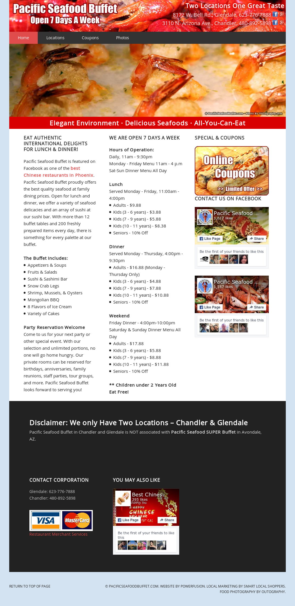 Strange Pacific Seafood Buffet Competitors Revenue And Employees Download Free Architecture Designs Embacsunscenecom