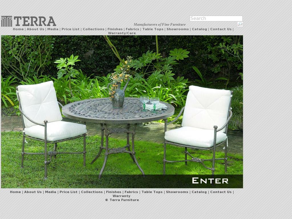 Terra Furniture Competitors, Revenue And Employees   Owler Company Profile