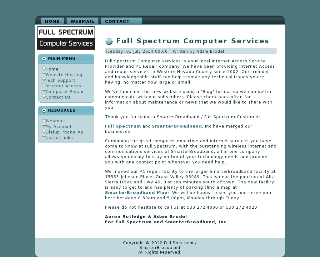 Full Spectrum Computer Services Competitors, Revenue and Employees