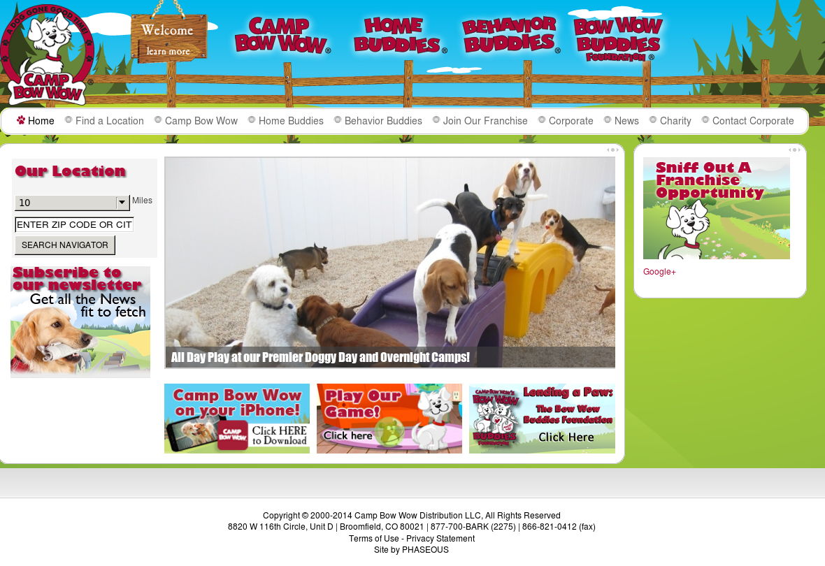 Camp Bow Wow Competitors, Revenue and Employees - Owler